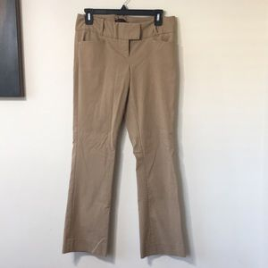 The limited khaki pants